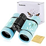 Binoculars Kids, Outdoor Adventure Binoculars for Kids, Bird Watching, Educational Learning, Outdoor Play