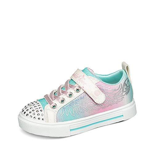 Skechers Mädchen Twinkle Sparks Winged Magic Sneaker, Wmlt, 31 EU
