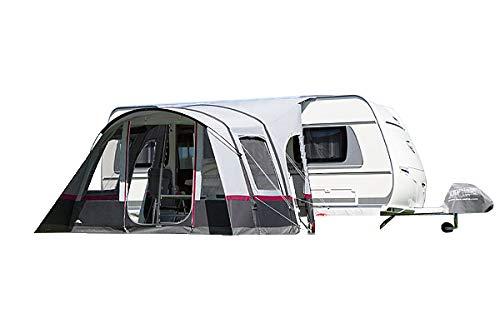 dwt Vorzelt Wohnwagen aufblasbar Bella Air HQ 340x280 cm Camping Tunnelzelt reisemobil leicht air-In