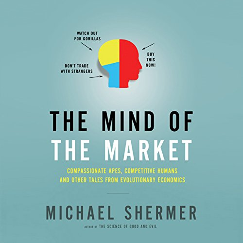 The Mind of the Market audiobook cover art
