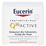 Eucerin Q10 Active Anti-Wrinkle Day Cream - Dry Skin 50ml