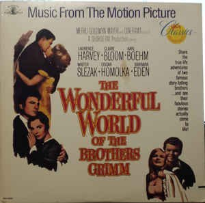 The Wonderful world of the Brothers Grimm / MCA-39091