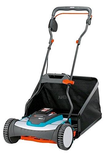 Tondeuse Hélicoïdale Sans Fil sur Batterie 380 Li Gardena : Tondeuse...