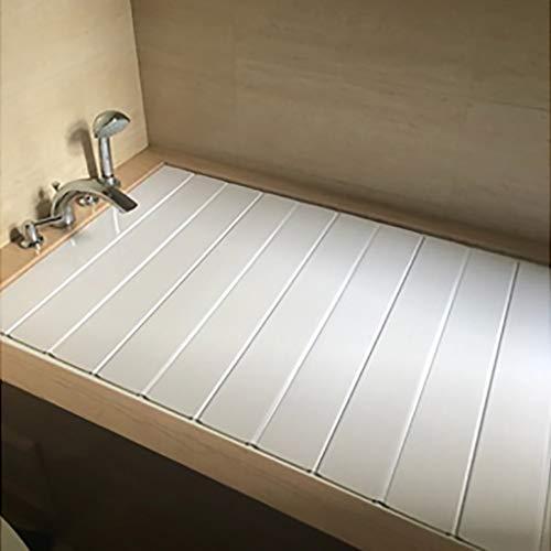 Badkuip isolatiehoes, voorkomen stof, dikke lading, voor de meeste standaard maten badkuipen 165 * 70 * 0.6cm
