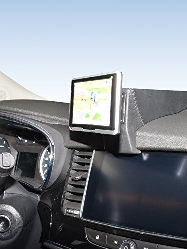 KUDA 6615 Halterung Kunstleder schwarz für Opel Mokka X ab 2016