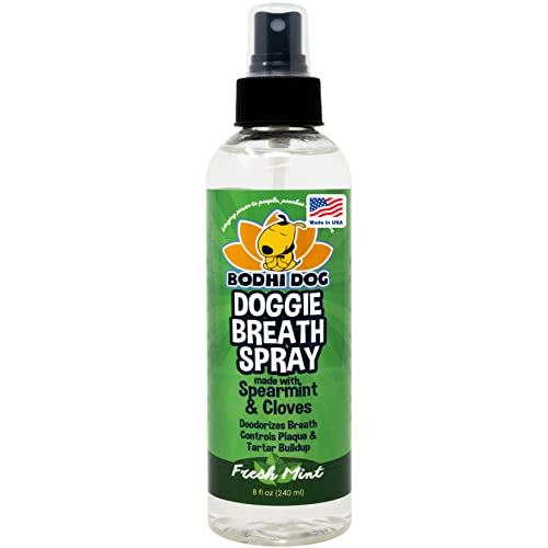 Bodhi Dog Large Natural Dog Breath Freshener for Dogs Teeth and...