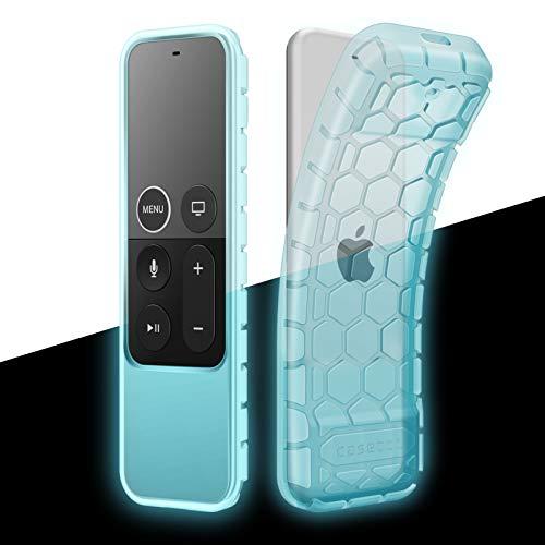 FINTIE Funda para Mando de Apple TV 4K (5.ª Generación/4.ª Generación) -...