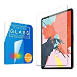 MS factory iPad Pro 12.9 2020 2018 ガラス フィルム ブルーライト カット 90% 強化ガラス 保護フィルム iPadPro 12.9 第3世代 第4世代 Face ID 対応 ガラスフィルム アイパッド プロ 90日 保証 FD-IPDPRO3-BLUE-AB