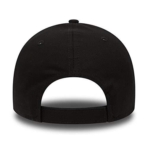 New Era 9Forty Adjustable Cap - NE Flag Black