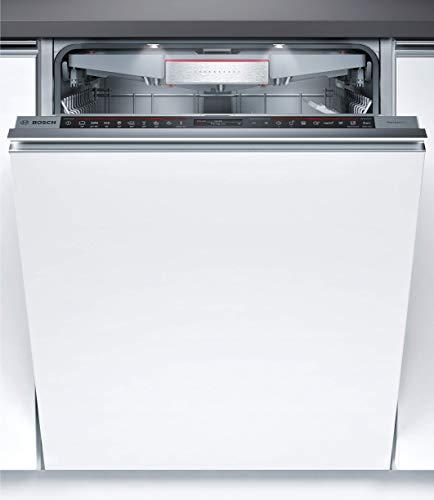 Bosch SMV88UX36E Serie 8 Geschirrspüler Vollintegriert / A+++ / 60 cm / 211 kWh/Jahr / 13 MGD / SuperSilence / EmotionLight / VarioSchublade Pro / Home Connect