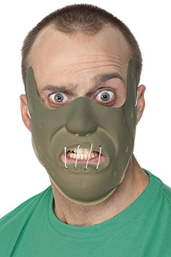 Masker Hannibal Lecter