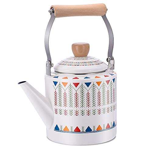 tea kettle for camping - 5