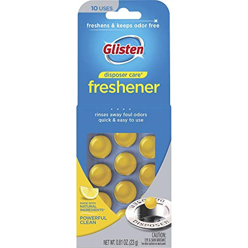 Glisten Disposer Care Freshener