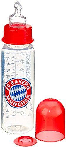 MAM fopspeen Bundesliga, Football FCB babyfles STCK transparant