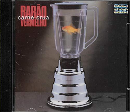 Barão Vermelho - Cd Carne Crua - 1994