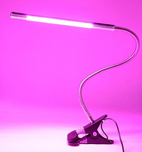 LED USB flexible en métal épais à l'intérieur de l'usine de viande lumière d'appoint lumière réglable lumière rouge et bleu lumières de croissance des plantes