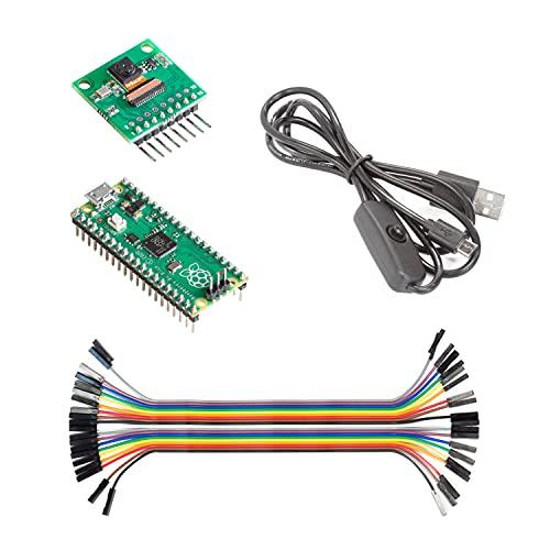 UCTRONICS Paquete Raspberry Pi Pico para detección de personas de aprendizaje automático diminuto