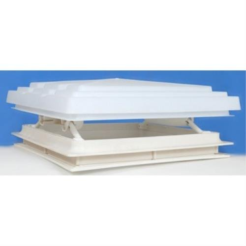 Price comparison product image Roof Sky Light Caravan Motorhome 280 x 280mm Flynet White MPK Rooflight