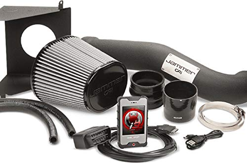 BRAND NEW DIABLOSPORT INTUNE I3 HANDHELD TUNER WITH JAMMER COLD AIR INTAKE REAPER STAGE 1 KIT,COMPATIBLE WITH 2012-2014 FORD F-150 3.5L ECOBOOST