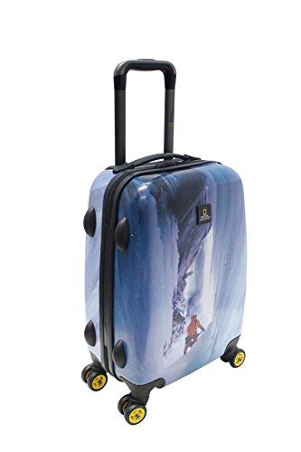 Koffer M National Geographic Adventure of Life Climber Eis berge 54x35x20cm Handgepäck Boardcase...
