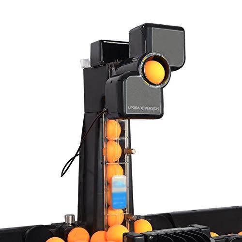 Máquina robot de tenis de mesa, máquina de robot de ping pong...