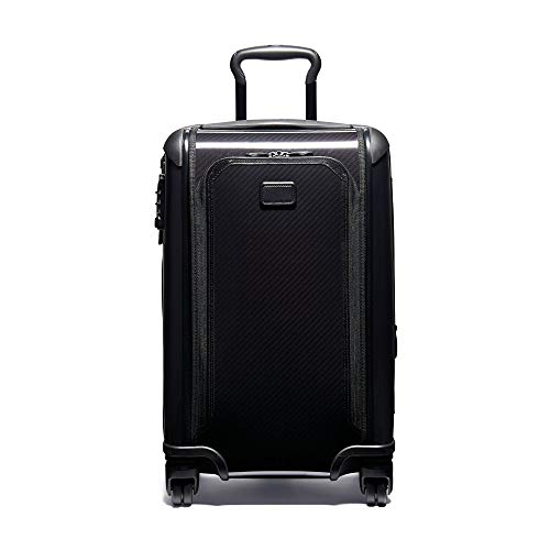 TUMI - Tegra Lite Max International Expandable 4 Wheeled Carry-On Luggage - 22 Inch Hardside Suitcase for Men and Women - Black/Black