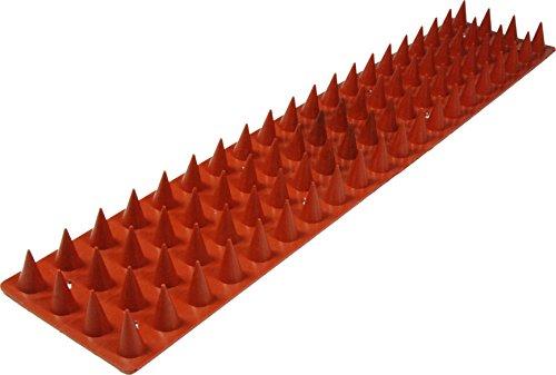 36m prikka-brick-strip Intruder Zugluftstopper für Wand Tops–Terracotta