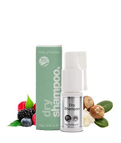 Tints of Nature Natural and Organic Dry Shampoo, Vegan Friendly, Single