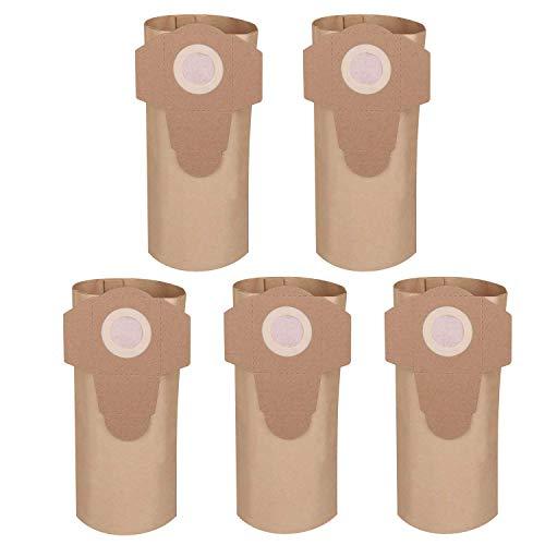 TACKLIFE Bolsas para Aspiradoras, Adecuado para PVC01A y PVC
