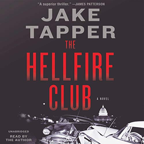 The Hellfire Club audiobook cover art
