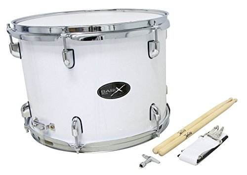 Percussion Marching Drum Marching Tenordrum incl. stokken 14 inch