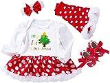 Jacket Juego de 4 tutú para recién nacidos y niñas recién nacidos (color:...