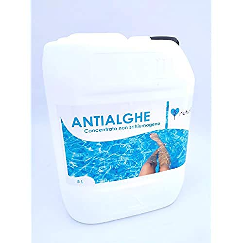 Naturii Lt 5 Antialghe Alghicida concentrato 4 azioni no schiuma