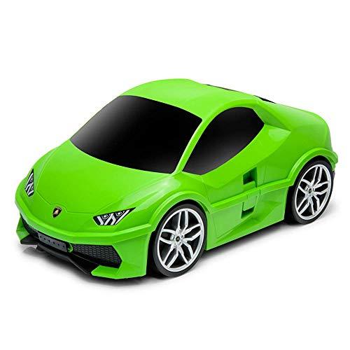 Autostyle Ridaz Kids Travel Valigia per bambini, 49 cm, 15 liters, Verde (Grün)