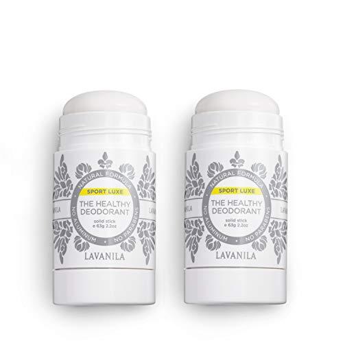 Lavanila - The Healthy Deodorant. Aluminum-Free,...
