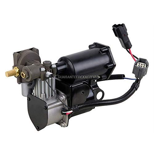 Air Suspension Compressor For Land Rover Range Rover L322 2006-2012 - Replaces Original Hitachi - BuyAutoParts 78-10053AN New