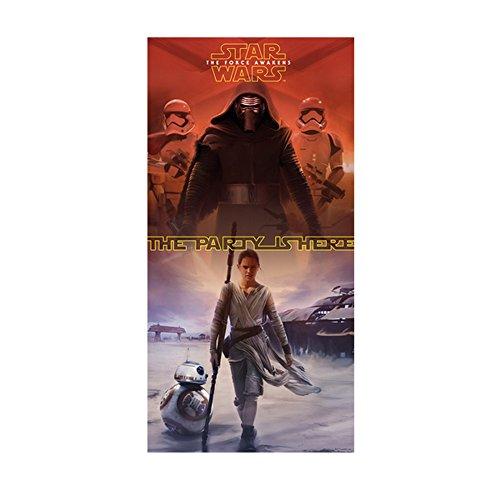 Generique - Bannière de Porte Star Wars VII