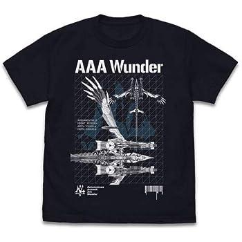 EVANGELION AAAヴンダー Tシャツ/DARK NAVY-M