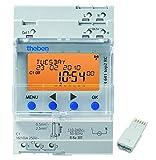 Theben 6410300 TR 641 TOP2 RC - Interruptor horario digital