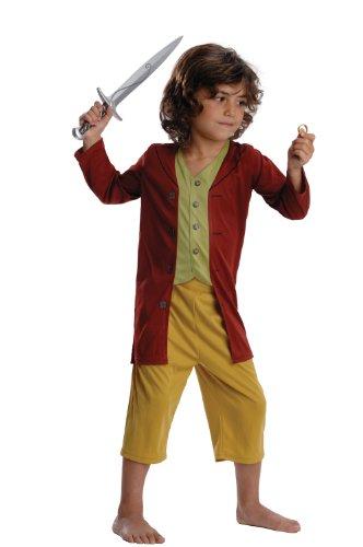 Rubie`s 5517 - Bilbo Baggins blíster set, talla 5-7 años