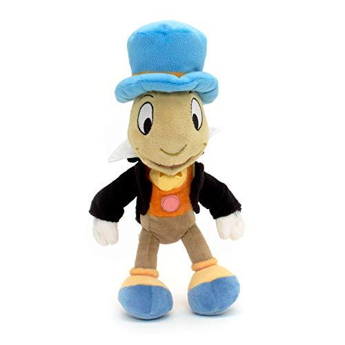 Disney Store Ufficiale grillo parlante Morbido Peluche Mini Bean Bag Toy 24 Centimetri Pinocchio