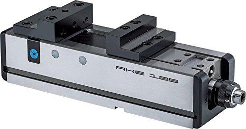 RÖHM 178411 NC-Kompaktspanner RKE-92, Stufenbacken, Mechanische und hydraulische Kraftübertragung