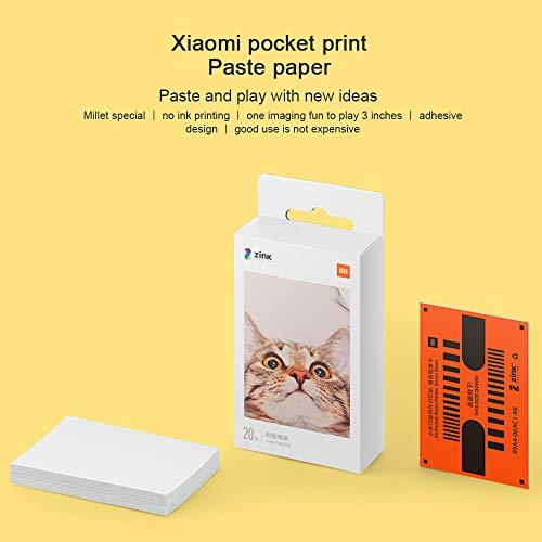Impresora Fotográfica Portátil,para Xiaomi Mijia Impresora