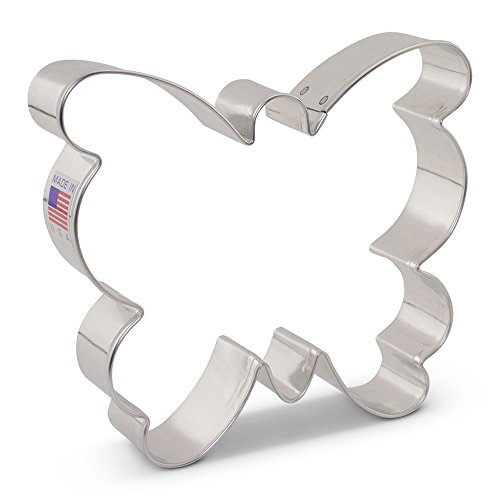 Ann Clark Cookie Cutters Large Butterfly/Moth Cookie Cutter, 4.5'