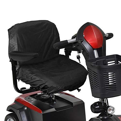 Elektromobil Regenschutz Wasserdichter Sitzbezug Für Elektrorollstuhl Elastischer Staubschutz Rollstuhl Zubehör (46-90cm)