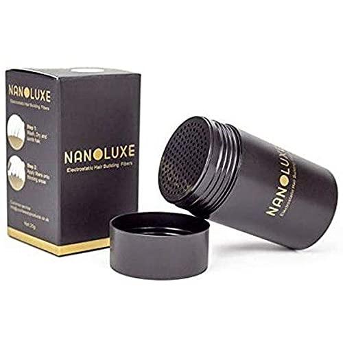 Fibras Capilares NanoLuxe Color Castaño Oscuro 25 gr