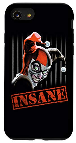 41PsxQW+quL Harley Quinn Phone Cases iPhone 8