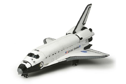 TAMIYA 300060402 - 1:100 Space Shuttle Atlantis