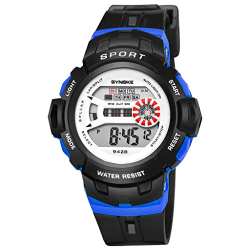 Herrenuhren Armbanduhr Herren Test Laufuhren Taschenuhr Fitness Uhr Laufuhr Outdoor Uhrpaar Modelle Elektronische Uhr Wasserdicht Drop Student Sports Elektronische Wanduhr