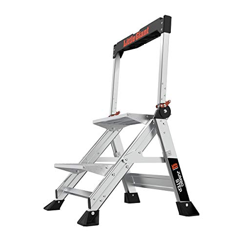 Little Giant Ladder Systems 11902 2-Step Jumbo
